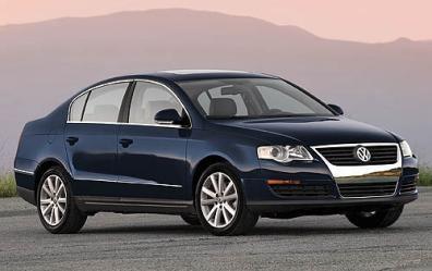 Picture of 2008 Volkswagen Passat