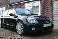 Picture of 2005 Renault Clio, exterior