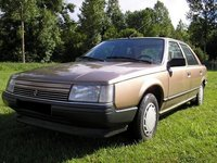1984 Renault 25 Overview