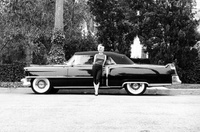 1956 Cadillac Fleetwood Overview