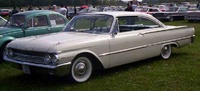 1961 Ford Fairlane Picture Gallery