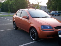 Picture of 2006 Chevrolet Aveo LT, exterior