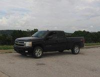 Picture of 2007 Chevrolet Silverado 1500 LTZ Ext. Cab 4WD, exterior