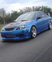 2003 Mazda MAZDASPEED Protege 4 Dr Turbo Sedan picture, exterior