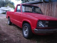 1981 Chevrolet LUV Overview