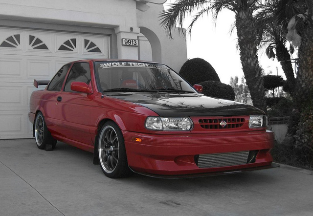 Picture of 1991 Nissan Sentra SE-R Coupe, exterior, gallery_worthy