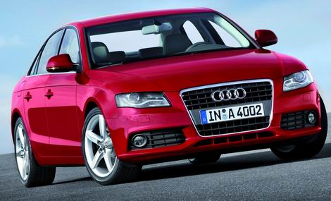 Picture of 2008 Audi A4