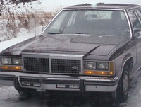 1980 Ford LTD Overview