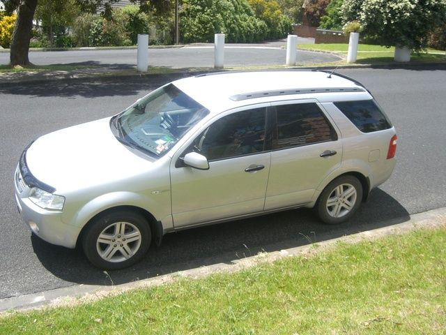 Picture of 2004 Ford Territory