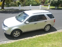2004 Ford Territory Overview