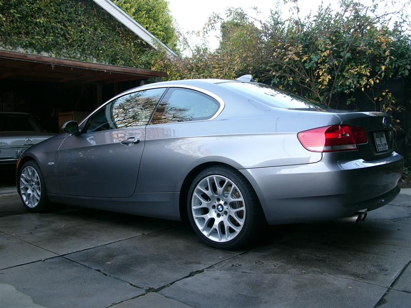 picture of 2007 bmw 3 series 328i coupe exterior. Black Bedroom Furniture Sets. Home Design Ideas