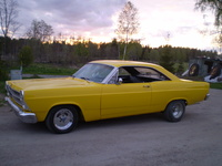 1966 Ford Fairlane picture, exterior