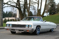 1973 Chevrolet Impala, Picture of 1972 Chevrolet Impala, exterior