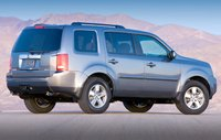 2008 Honda Pilot, side view, exterior, manufacturer, gallery_worthy