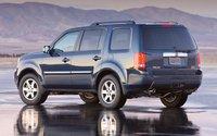 2009 Honda Pilot, 09 Honda Pilot, exterior, manufacturer