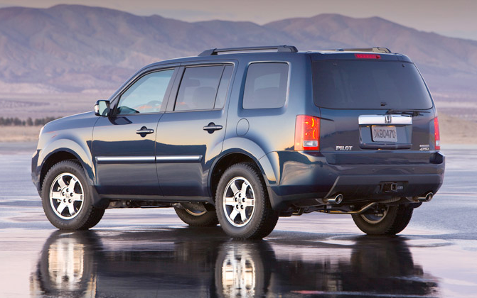 2014 Honda Pilot Test Drive Review Cargurus