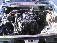 Picture of 1975 Dodge Colt, engine