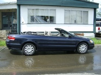 2003 Chrysler Sebring LX Convertible picture, exterior