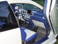 2000 Honda Civic Si Coupe picture, interior