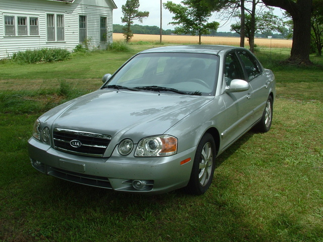 2004 KIA Optima LS