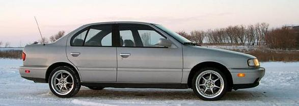 Picture of 1994 Infiniti G20 4 Dr STD Sedan, exterior