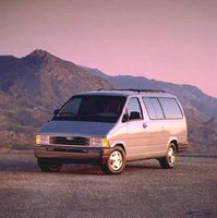 1992 Ford Aerostar Picture Gallery