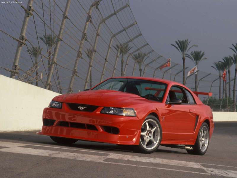 2000 Ford Mustang SVT Cobra, 2004 Ford Mustang SVT Cobra 2 Dr Supercharged Coupe picture, exterior