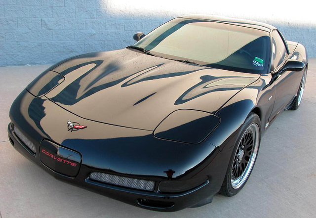 Picture of 2002 Chevrolet Corvette