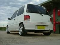1991 Daihatsu Cuore Overview