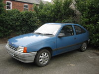 Picture of 1991 Vauxhall Astra, exterior, gallery_worthy