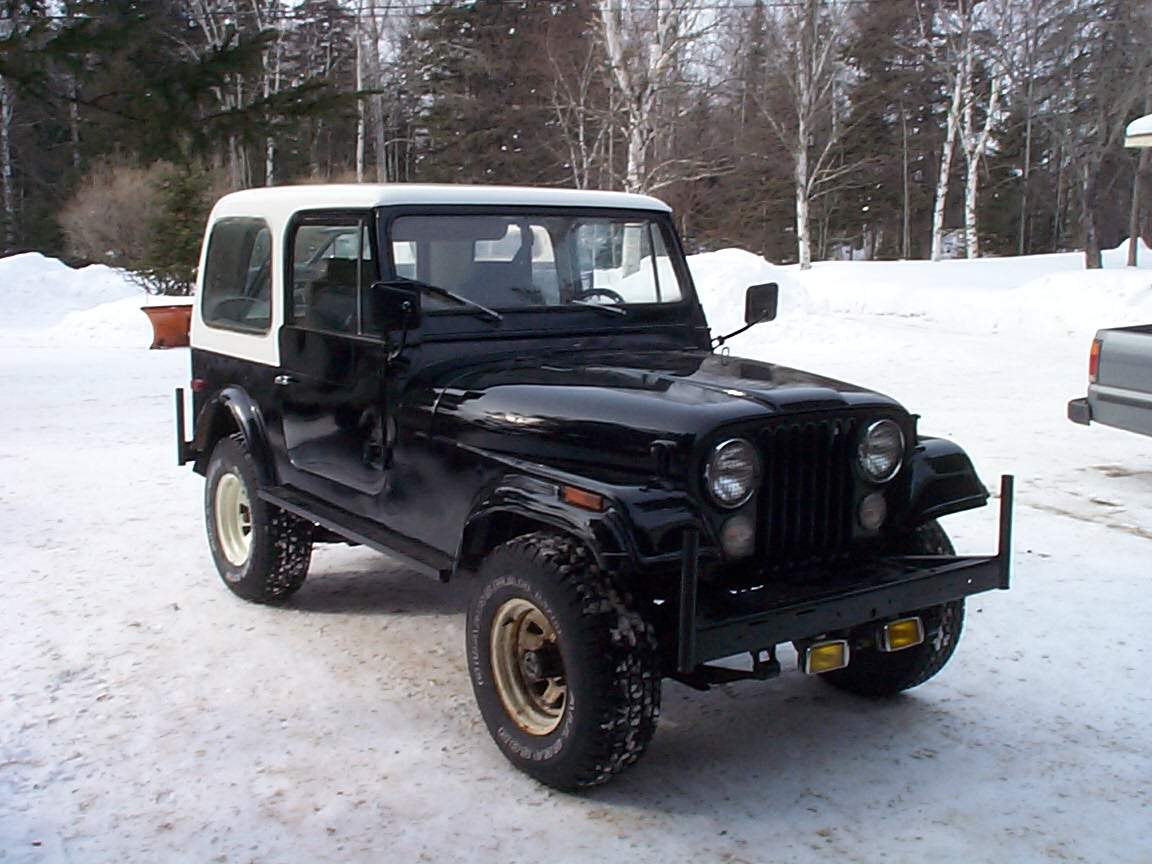 1977 Jeep Cj7 - Pictures