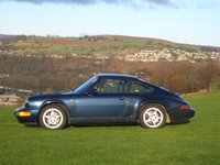 Picture of 1992 Porsche 911 Carrera, exterior