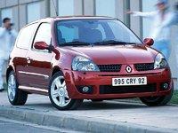 2002 Renault Clio, 2002 RenaultSport Clio, exterior, gallery_worthy