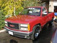 Picture of 1992 GMC Sierra 1500 K1500 4WD Standard Cab LB, exterior