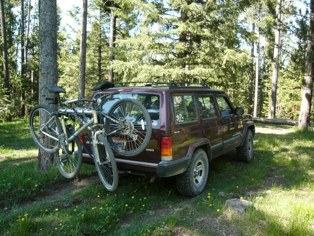 Picture of 1994 Jeep Cherokee