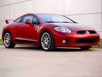 Picture of 2007 Mitsubishi Eclipse, exterior