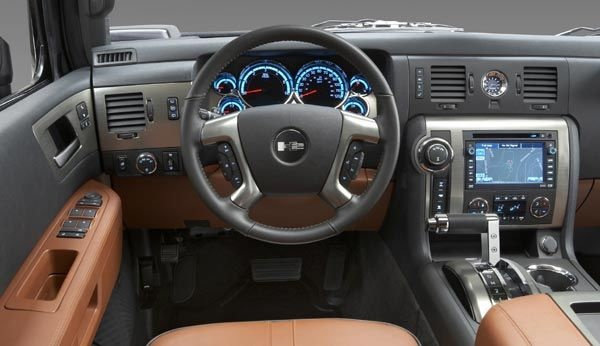 2008 Hummer H2 Interior Pictures Cargurus