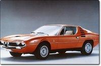 1971 Alfa Romeo Montreal Overview