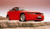 1989 Alfa Romeo SZ Overview
