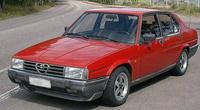 1986 Alfa Romeo 90 Overview