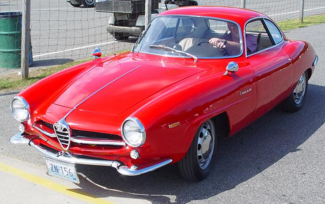 1960 alfa romeo giulietta - pictures - cargurus