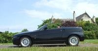 1993 Alfa Romeo RZ Overview