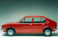 1972 Alfa Romeo Alfasud Picture Gallery