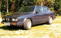 1985 Alfa Romeo Alfetta Overview