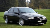 Picture of 1996 Alfa Romeo 155, exterior