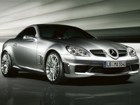 2009 Mercedes-Benz SLK-Class Overview