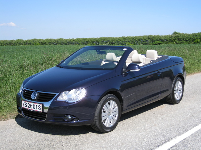 Picture of 2007 Volkswagen Eos Base, exterior, gallery_worthy