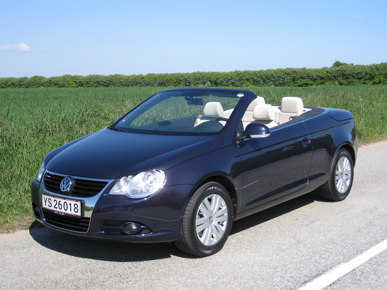 2007 volkswagen eos overview cargurus. Black Bedroom Furniture Sets. Home Design Ideas