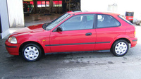 1996 Honda Civic picture, exterior