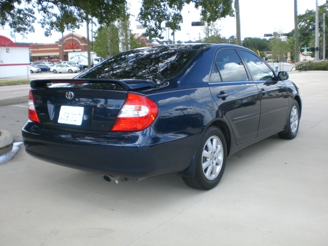 Picture of 2003 Toyota Camry SE, exterior, gallery_worthy